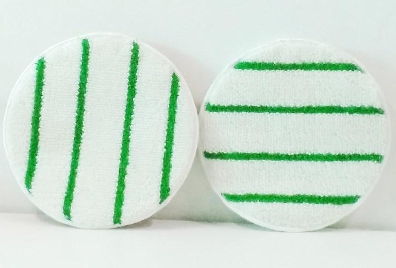 bonnet para abrillantadoras-lava alfombras-importadora vargas