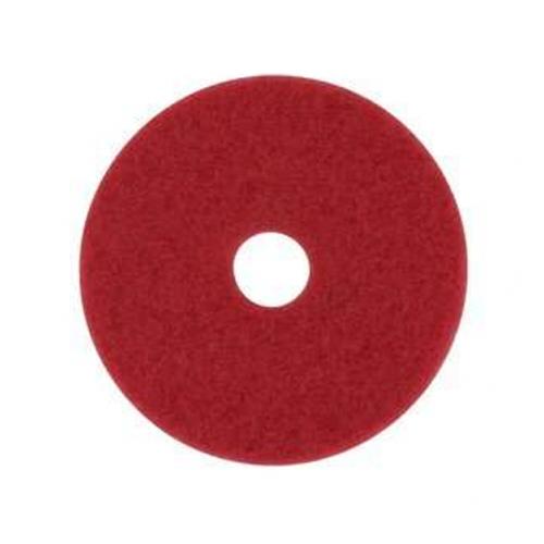 Pad para abrillantadora rojo
